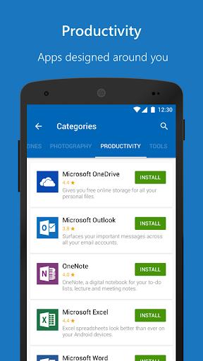 Microsoft Apps 3.0.1.39226 screenshots 2