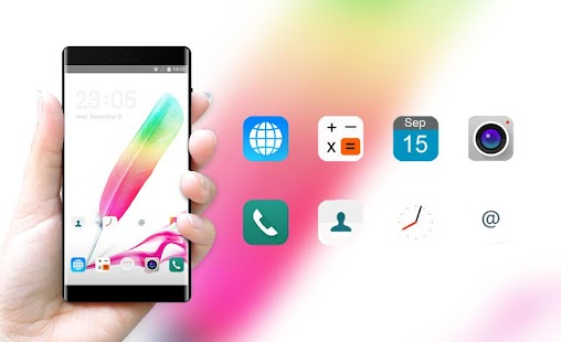 Theme for LG G4 Stylus HD - náhled