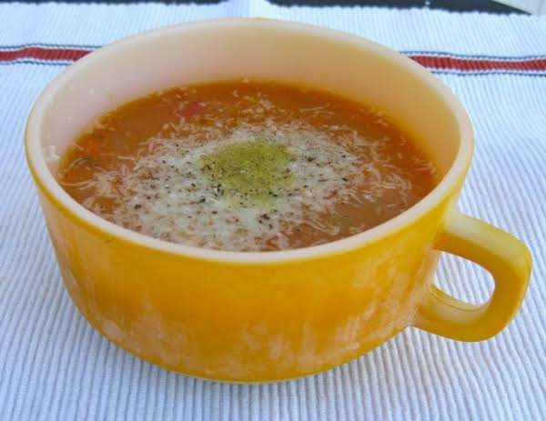 Cranberry Fish Soup Stew