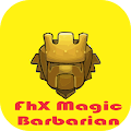 FHX Clash of Magic Barbarian