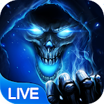 Angry Grim Reaper Live Wallpaper 1.4.3