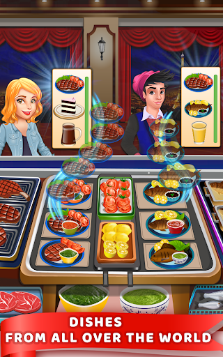 Cooking Max - Mad Chefu2019s Restaurant Games screenshots 3