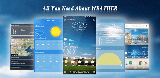 Weather Radar & Forecast for PC