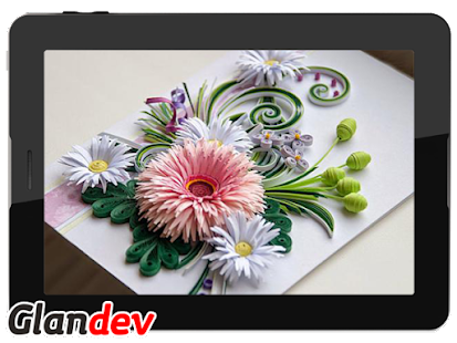 Quilling Art Design Gallery - náhled
