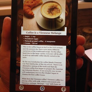 Coffee recipes- screenshot thumbnail