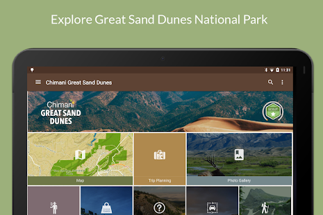 Great Sand Dunes NP by Chimani- screenshot thumbnail