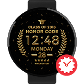 Honor Code watchface by Jake36