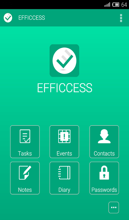 Efficcess- screenshot