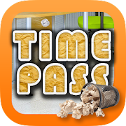 Paper Toss Time Pass Game