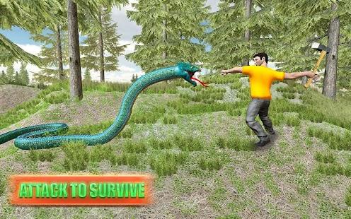 Anaconda Simulator 3D - náhled