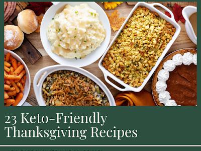 23 Keto-Friendly Thanksgiving Recipes