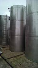 Photo: Hygiënisatie vaten 3x 13m³ voor Jansen Wijhe
