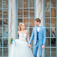 Wedding photographer Kristina Nagornyak (KristiNagornyak). Photo of 15.03.2016