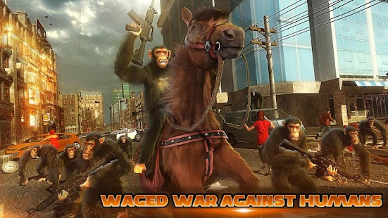 World of Apes Screenshot