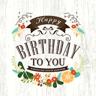 Happy birthday greeting cards apl di google play imej tangkapan skrin m4hsunfo