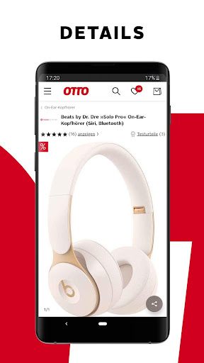 OTTO - Shopping für Elektronik, Möbel & Mode 9.13.0 screenshots 3