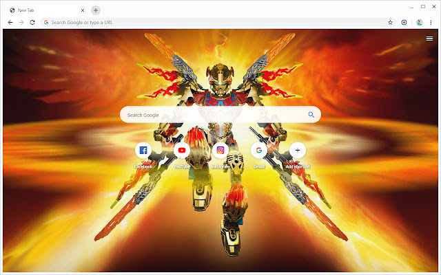 New Tab - LEGO Bionicle