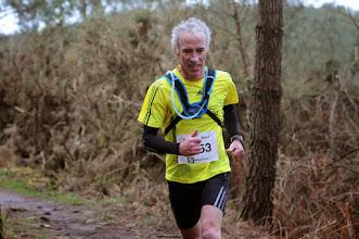 Photo: Course hors stade  22/03/2014  Trail des Trois Chapelles Bains-sur-Oust  43 km  Lionel Eveno  Saint-Malo Sports Loisirs