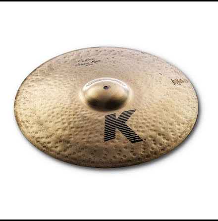 "20"" Zildjian K Custom - Session Ride"