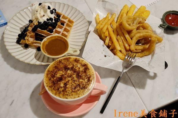 【Cafe de Gear-Marriott】萬豪酒店裡網美咖啡廳(大直美食)