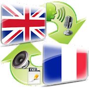 English French Voice & Text Translator