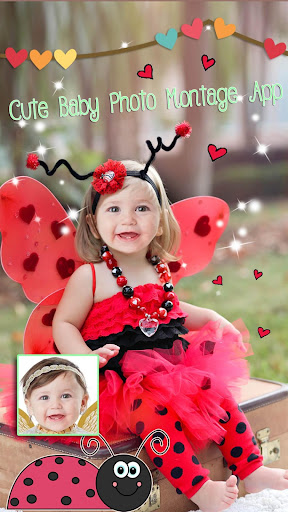 Cute Baby Photo Montage App ud83dudc76 Costume for Kids 1.1 screenshots 4
