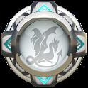 W Dragon GO Launcher Theme icon