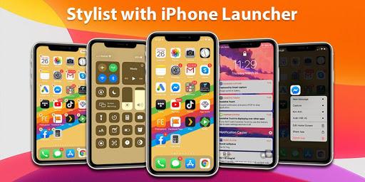 Launcher iPhone Apk 1