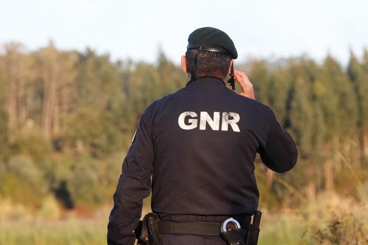 GNR - Reforço de patrulhamento para prevenção de incêndios
