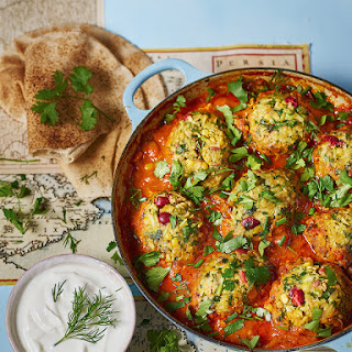 Persian Lamb Meatballs