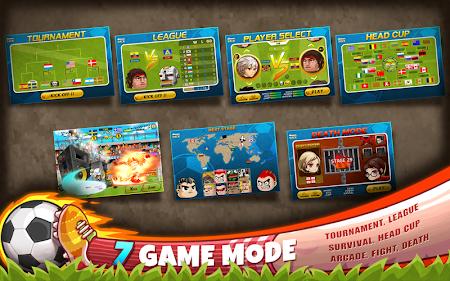 Head Soccer 6.2.3 screenshot 2092850