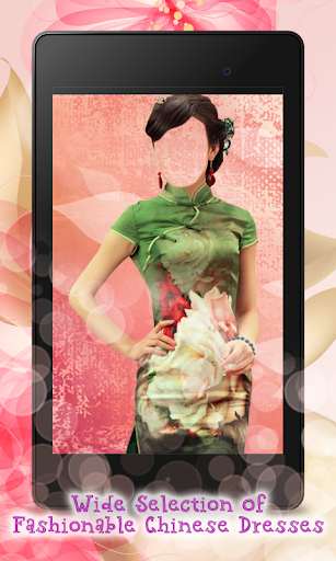Chinese Dress Up Photo Montage