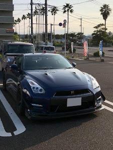 NISSAN GT-R R35 Black Edition 2011年式のカスタム事例画像 NRさんの2018年09月15日19:30の投稿