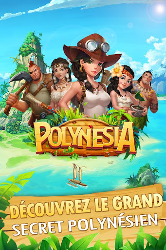 Polynesia Adventure  captures d'écran 1