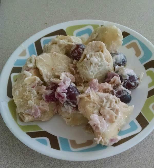 Tortellini & Artichoke Heart Salad Recipe