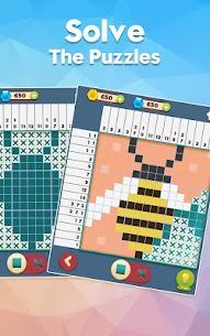 Nonogram Puzzles – Jigsaw Cross MOD (Unlimited Money) 1