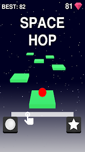 Space Hop - náhled