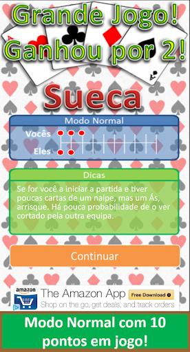 Sueca Portuguesa Gru00e1tis - Jogo de Cartas  screenshots 4