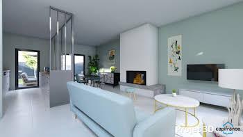 Maison 5 pièces 91 m2