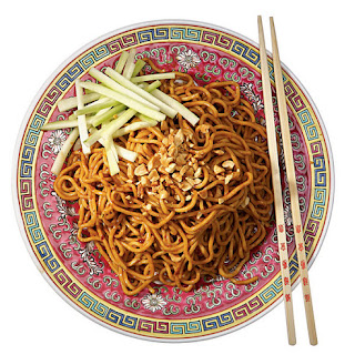 Takeout-Style Sesame Noodles.