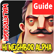 App Icon for Guide for Neighbor Alpha Hello Series Tips App in Czech Republic Google Play Store