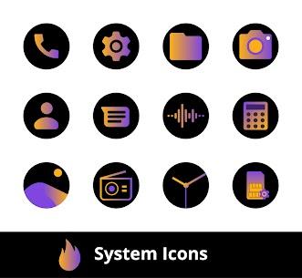Blazing Icon Pack (Beta) 5