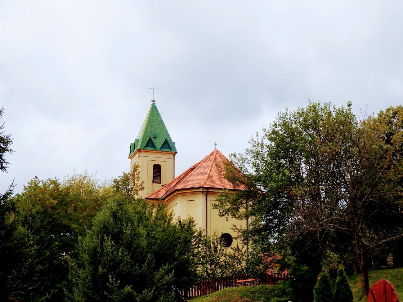 Magyarpolány - Szent László rk. templom