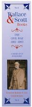 Photo: Wallace & Scott - Civil War bookmark series 4. Robert E. Lee
