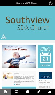 Southview Church Connect- screenshot thumbnail