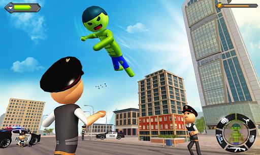 Stickman Incredible Monster : Hero Prison Escape screenshots 4