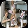 Child rearing icon