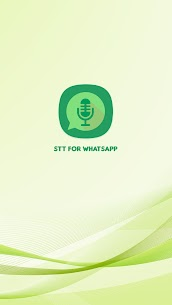 Audio to Text for WhatsApp App Download For Android 1