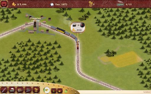 Railroad Manager 3  captures d'écran 2