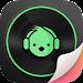 Lark Player Theme - Green icon